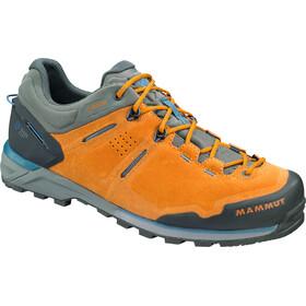 Mammut Alnasca Low GTX Miehet kengät , harmaa/oranssi